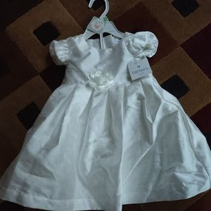 Beautiful new with tags dress 18 months